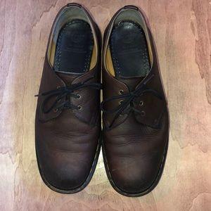 Dr. Martens | Dark Brown Loafers